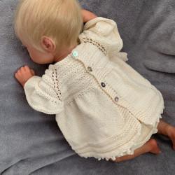 Copas de relleno blanco